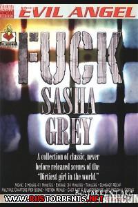 Постер:Жесткий секс Саши Грей