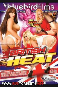 Постер:Британская Жара