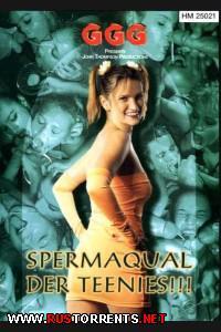 Замучанные спермой малолетки | GGG - Spermaqual der Teenies