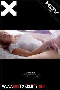 Постер:X-Art.com - Leila - Утренняя фантазия