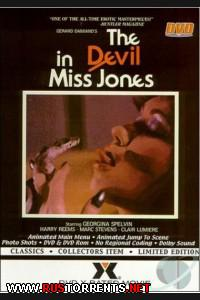 Постер:Дьявол в мисс Джонс