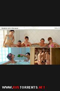 Постер:[StudentSexParties.com] ssp48 - Students rock in the sauna