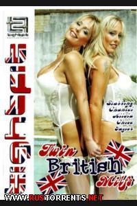 Постер:Британские Мамочки-Двойняшки
