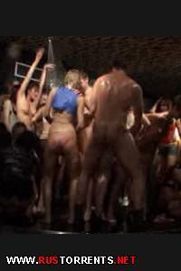 Оргии в ночном клубе  