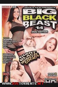 Постер:Большой Черный Зверь 14: Анальное Издание (Русские Девочки)