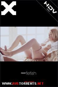 Постер:X-Art.com - Grace - Ножной Фетиш