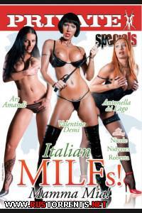 Постер:Итальянские Мамочки! Мама Миа! (Русский перевод)