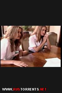 Две молодые шлюшки сестрички разжалобили строгого директора  