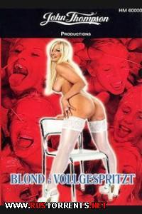 Постер:Блондинка и вся в сперме GGG