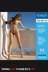 Фотомодель Loona | FemJoy Loona - Roof Top 2012-07