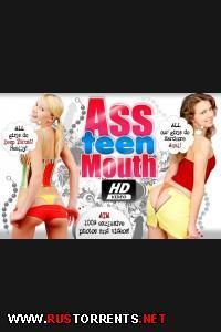 Постер:[AssTeenMouth.com] (43 ролика) Ass Teen Mouth / из Жопы Тинейджерки в Рот