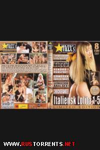 Итальянская Лолита 1-5  | italiensk Lolita