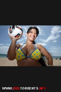 Постер:Пляжный волейбол