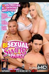 Постер:Бисексуальная Вечеринка Свингеров