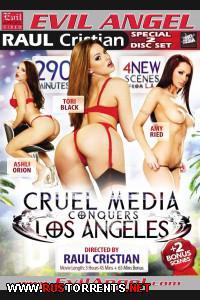 Постер:Cruel Media Покоряет Город Ангелов