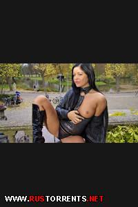 Постер:Экстремальный секс с моделью из Венгрии