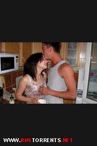Постер:Романтическое свидание молодых с аналом