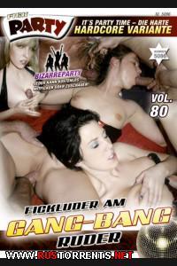 Постер:Трах-вечеринка #80 - Шлюхи в весёлой групповушке! (GMV Media / Mega-Film Company)
