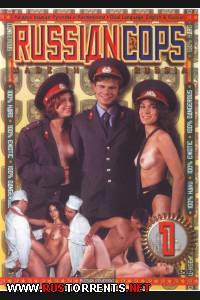 Постер:Менты 1 / Russian Cops 1 (Евгений Распутин, SPCompany) DVD9