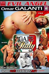 Постер:Зияющие Жопы в Италии