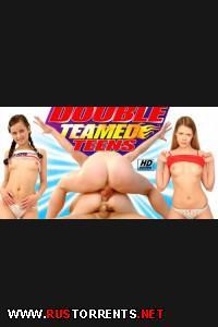 Двойное Проникновение в Подростка (ПАК 33 ролика) | Double Teamed Teens