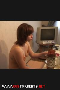 Пьяный русский разврат на одной квартире |
