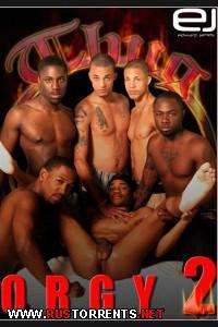 Бандитская Оргия #2 (Edward James, Edward James Production) | Thug Orgy #2