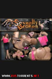 Ҹ���� ������ � ����� ������ � ����� � ���! | [SexuallyBroken.com] Ava Devine (Super MILF Ava Devine is bound helpless and deeply ASS fucked. Deep throated, rough ANAL sex! / 15-05-2013)