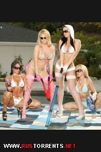 Summer Time Orgy Pool Party |