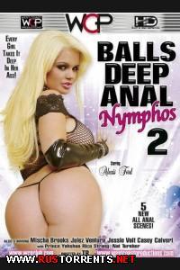 Глубокие засады анальных нимфоманок 2 | Balls Deep Anal Nymphos 2