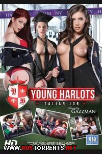 Юные Шлюхи - Итальянская работа | Young Harlots - Italian Job