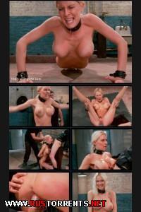 Боль и трах блондинистой прон-звезды! | [TheTrainingOfO.com / Kink.com] Riley Evans (The Dismissal of a Big Tit, Bleach Blonde Porn Star / 19-07-2013)