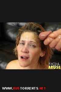 Отдолбили как последнюю сучку во все дыры и обкончали лицо! | [Facialabuse.com] Jane Dillinger (21-08-2013)