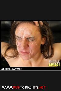 Жестокий и унизительный трах во все дыры!   [Facialabuse.com] Alora Jaymes (25-06-2013)