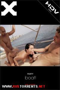 X-Art.com - Gianna - Вечеринка на Лодке!   X-Art.com - Gianna - Party Boat!