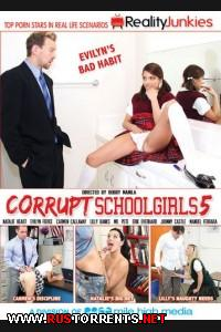 Развращенные школьницы 5   Corrupt Schoolgirls 5