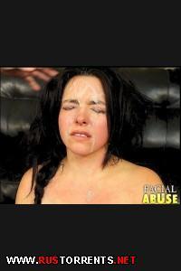 Жестокий и унизительный трах в горло и сраку!   [Facialabuse.com] Danica Dillon 3 (28-05-2013)