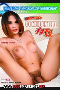 Уединение с ледибоем #5 | Ladyboy Confidential #5
