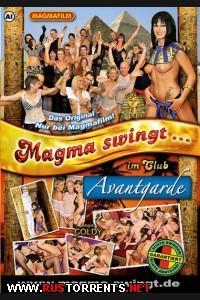 Магма-Свинг - вечеринка в Клубе Авангард  | Magma Swingt im Club Avantgarde