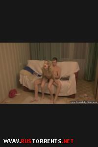 Алёнку поимели!   [YoungLibertines.com] Alena (17-11-2013)