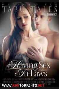 Секс С Тещей   Having Sex With The In-Laws  [Split Scenes]