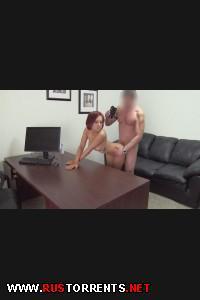 Прон-дебют с аналом!   [BackroomCastingCouch.com] Sheehan (25-03-2013)