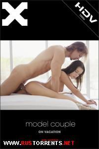 X-Art.com - Jessica - Образцовая Пара в Отпуске | X-Art.com - Jessica - Model Couple on Vacation