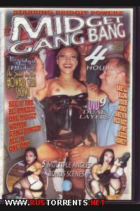 Групповуха с бабой-карликом | Midget Gang-Bang