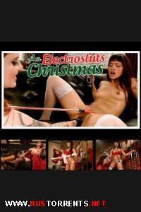 Рождественская электрошлюха! | [ElectroSluts.com / Kink.com] Mz Berlin And Milcah Halili (An Electrosluts Christmas with Mz Berlin / 25-12-2013)