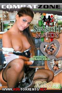 Постер:Naughty Spanish Maids
