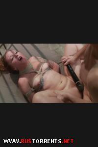 Жёсткий трах в рот и жопу!   [FuckedandBound.com] Sahara Rain (Ass Fucked and Throat Fucked / 10-01-2014)