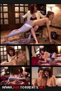 ��� 19-�� ������ ��������� ������� ���������� �������� �����! | [DivineBitches.com / Kink.com] Maitresse Madeline and Garrett Nova (19 year old male gigolo prostate milked for the very first time by Maitresse Madeline! / 34452 / 15-01-2014)