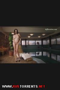 Роскошная молодая девочка показывают свою красоту! | [Defloration.com] Vika Dajvodku (Solo / 31-01-2014)