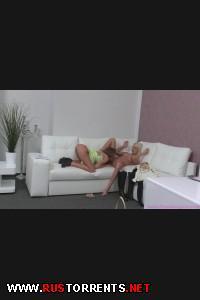 Лесбо-кастинг с роскошнейшей блондинкой! | [FemaleAgent.com / Casting.xxx] Lena (E190)